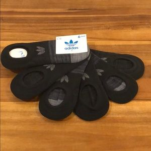 Adidas 6pair super no show socks
